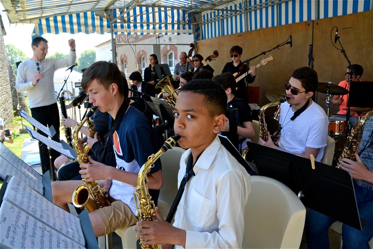 JOC 2018 écoles de musique