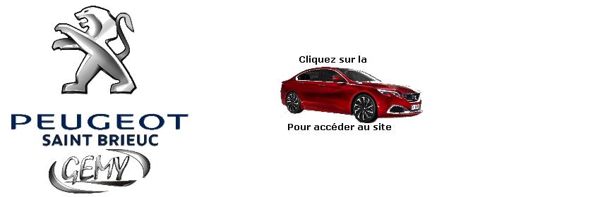 Peugeot St Brieuc