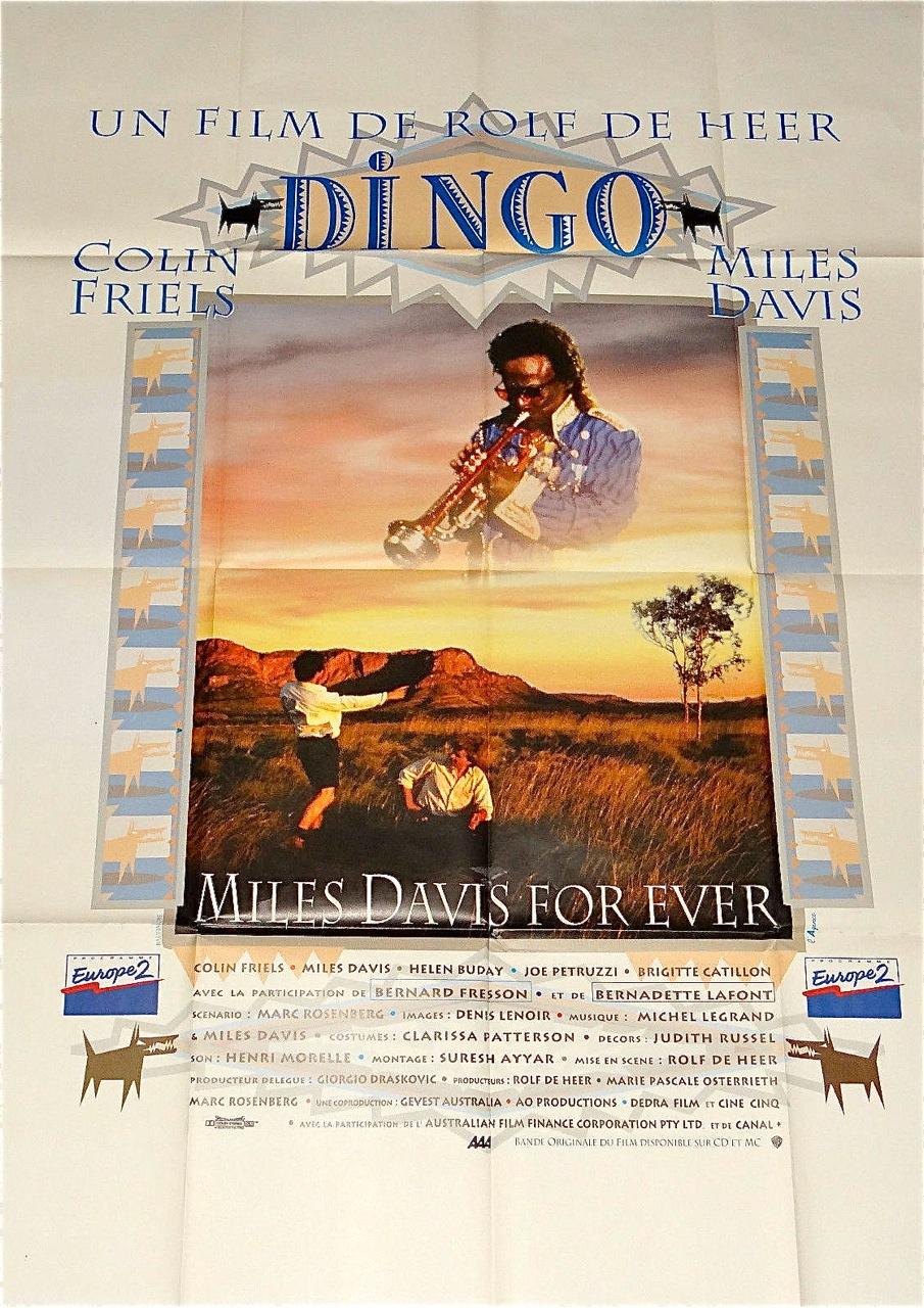 Dingo affiche française