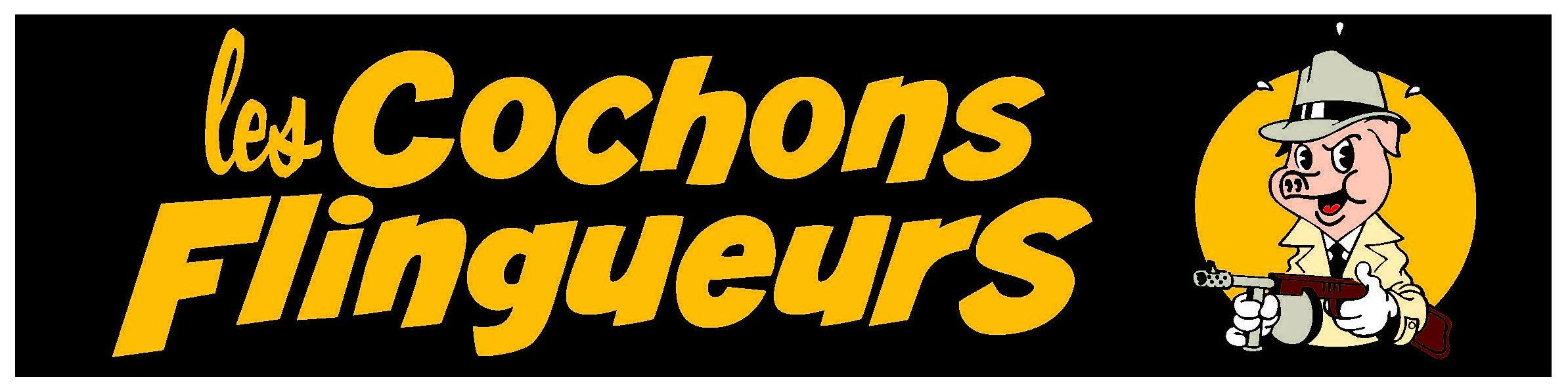 logo cochons flingueurs MC