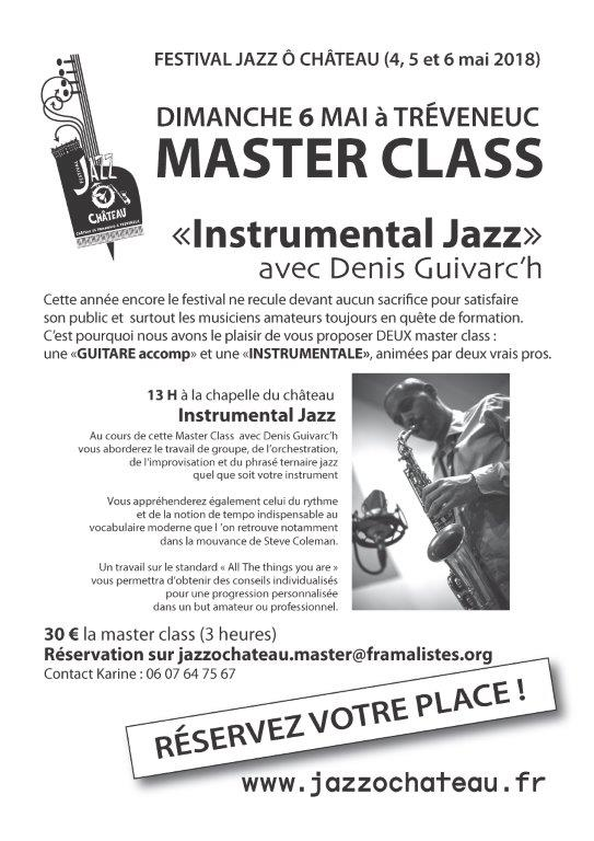 Master Class instrumentale mod marina
